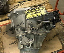 Коробка передач CITROEN BERLINGO КПП 5-ступенчатая - 5FS-EP6C - 20DP56 / 223143 - Bj 2010 - 12120