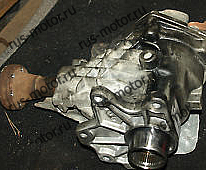 Коробка передач Ford Kuga 2.0 TDCI 4x4 Differential Vorderachse КПП  8V417L486AD